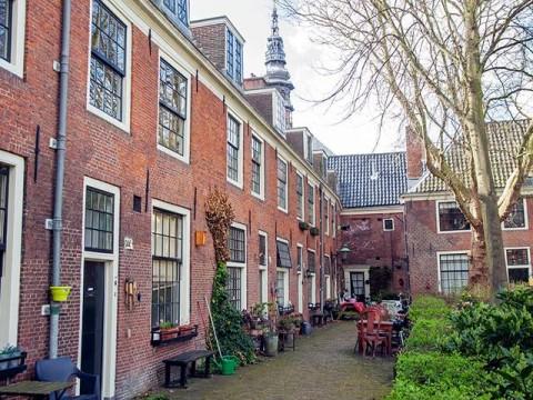 Proveniershof te Haarlem