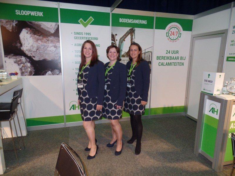 Asbestos 2016 team Hollenberg