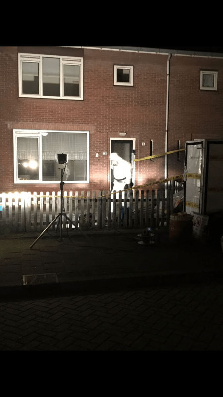 asbestverontreiniging