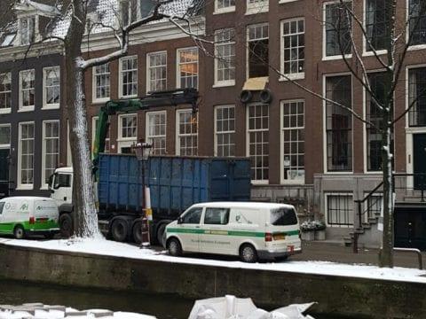 Leidsegracht te Amsterdam