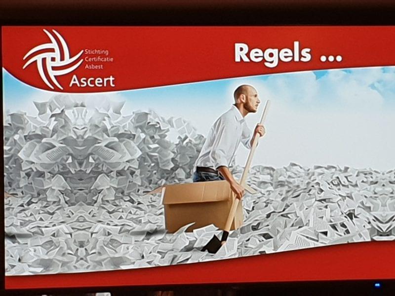 asbest regelgeving