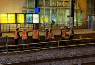 Treinstation Haarlem
